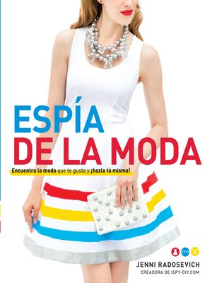 cover image of Espía de la moda