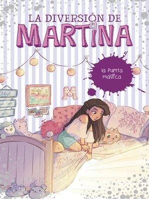 cover image of La puerta mágica