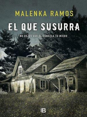 cover image of El que susurra