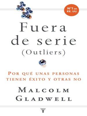 cover image of Fuera de serie