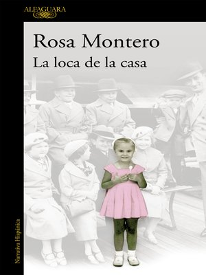 cover image of La loca de la casa