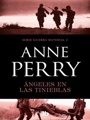 cover image of Ángeles en las tinieblas