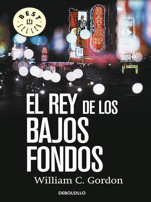 cover image of El rey de los bajos fondos (Reportero Samuel Hamilton 2)