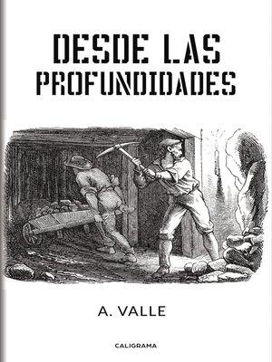 cover image of Desde las profundidades
