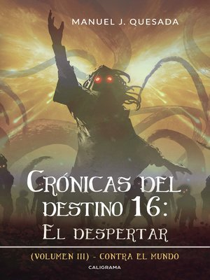 cover image of Crónicas del destino 16