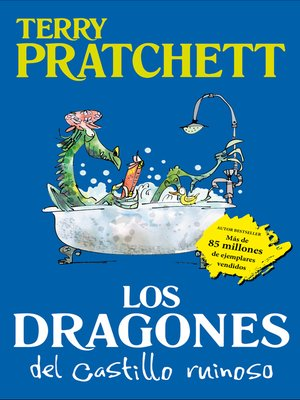 cover image of Los dragones del castillo Ruinoso