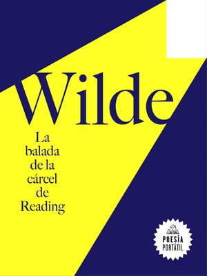 cover image of La balada de la cárcel de Reading (Flash Poesía)