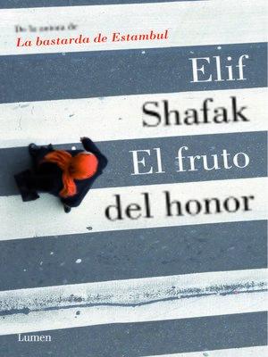 Elif Shafak Honour Pdf