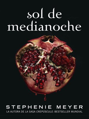 cover image of Sol de Medianoche (Saga Crepúsculo 5)