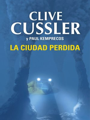 cover image of La ciudad perdida (Archivos NUMA 5)