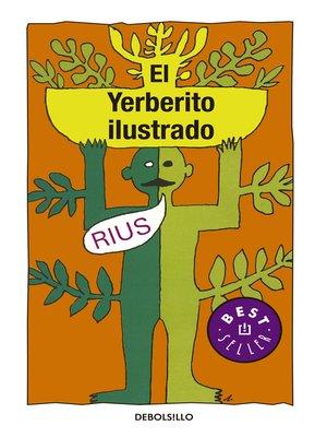 cover image of El yerberito ilustrado