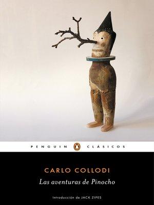 cover image of Las aventuras de Pinocho