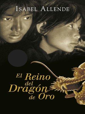 cover image of El Reino del Dragón de Oro