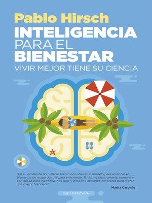 cover image of Inteligencia para el bienestar