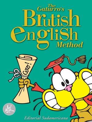 cover image of The Gaturro's Brutish English Method (Fixed layout)