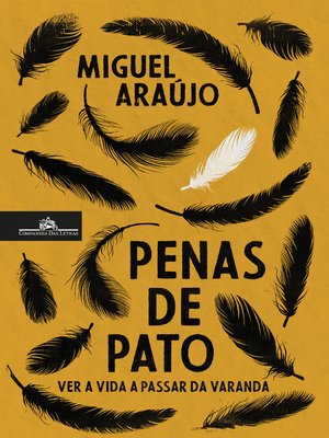 cover image of Penas de pato