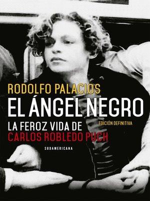 cover image of El ángel negro