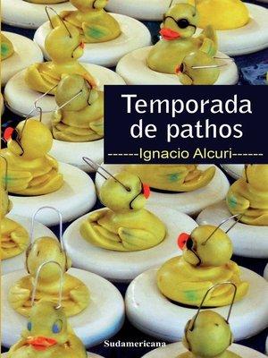 cover image of Temporada de pathos