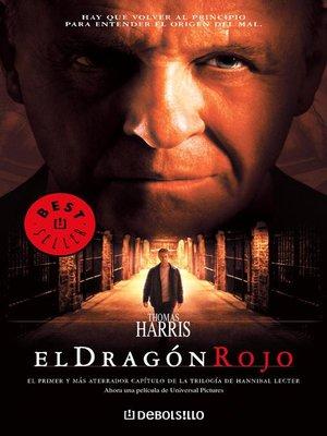 cover image of El dragón rojo