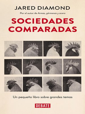 cover image of Sociedades comparadas