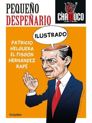 cover image of Pequeño despeñario ilustrado