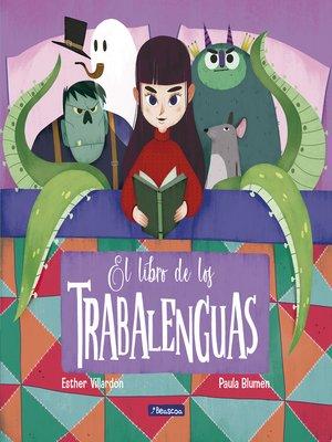 cover image of El libro de los trabalenguas