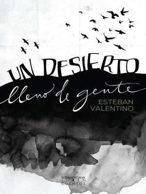 cover image of Un desierto lleno de gente