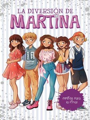cover image of Elegida para la final