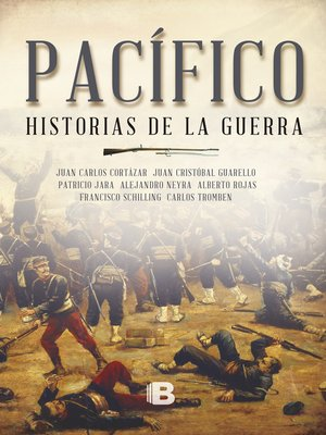 cover image of Pacifico. Historias De La Guerra