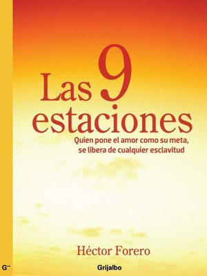 cover image of Las 9 estaciones