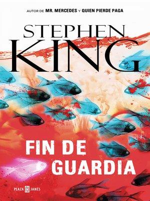 cover image of Fin de guardia