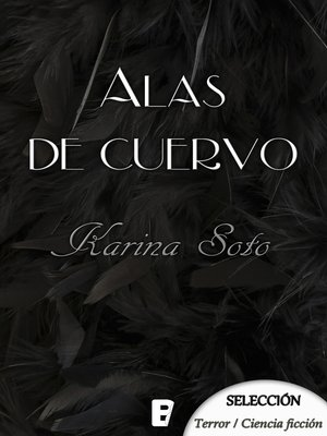 cover image of Alas de cuervo