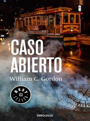 cover image of Caso abierto