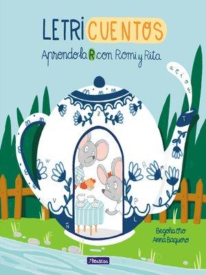 cover image of Aprendo la R con Romi y Rita (Letricuentos)