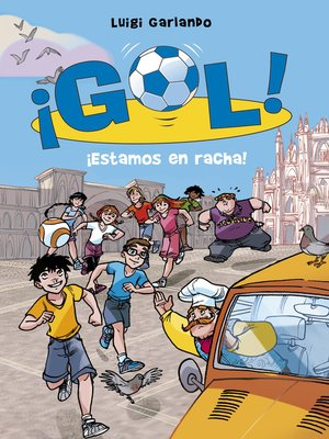 cover image of ¡Estamos en racha! (Serie ¡Gol! 32)