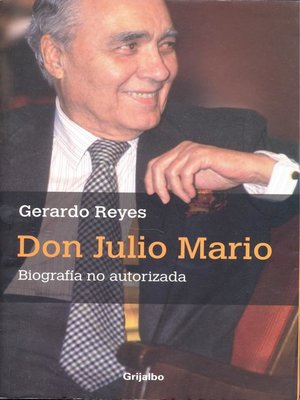 cover image of Don Julio Mario