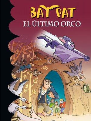 cover image of El último orco