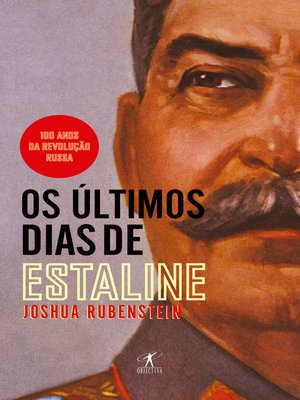 cover image of Os últimos dias de Estaline