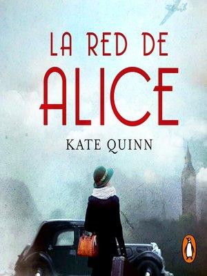 cover image of La red de Alice