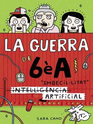 cover image of (Intel·ligència) Imbecil·litat artificial