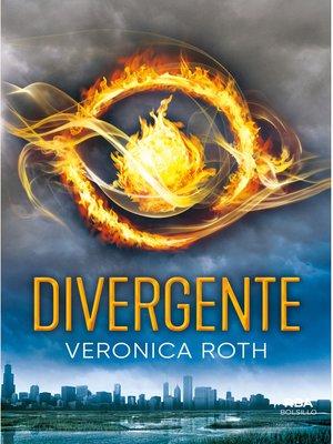 cover image of Divergente (Divergente 1)