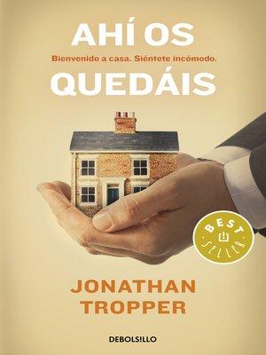 cover image of Ahí os quedáis