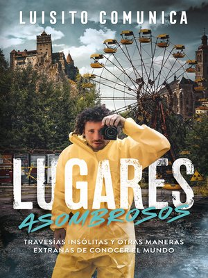 cover image of Lugares asombrosos
