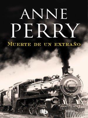 cover image of Muerte de un extraño
