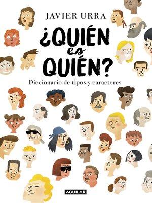 cover image of ¿Quién es quién?