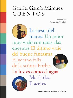 cover image of Cuentos