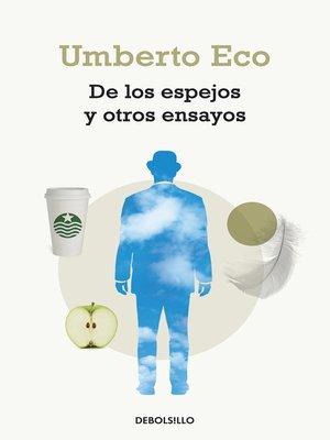 cover image of De los espejos y otros ensayos