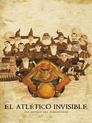 cover image of El atlético invisible