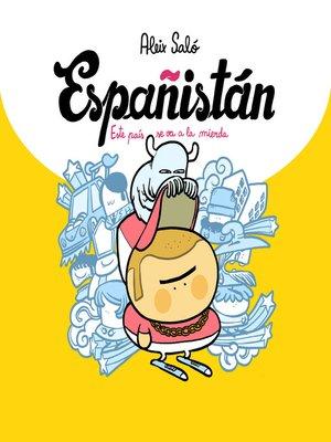 cover image of Españistán