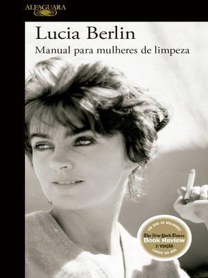 cover image of Manual para mulheres de limpeza